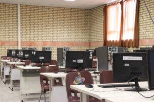 سایت کامپیوتر دانشگاه جامع علمی کاربردی خانه کارگر قزوین